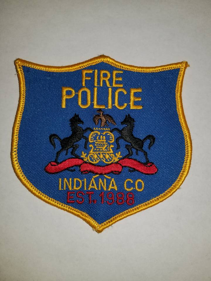 Indiana County PA Fire Police