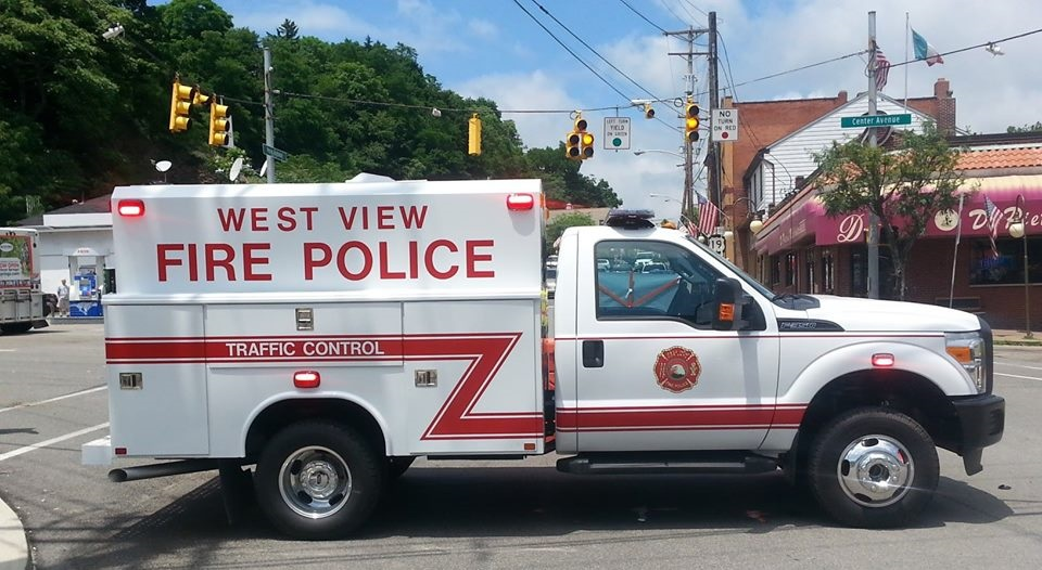 West View Volunteer Fire Police - Station 297