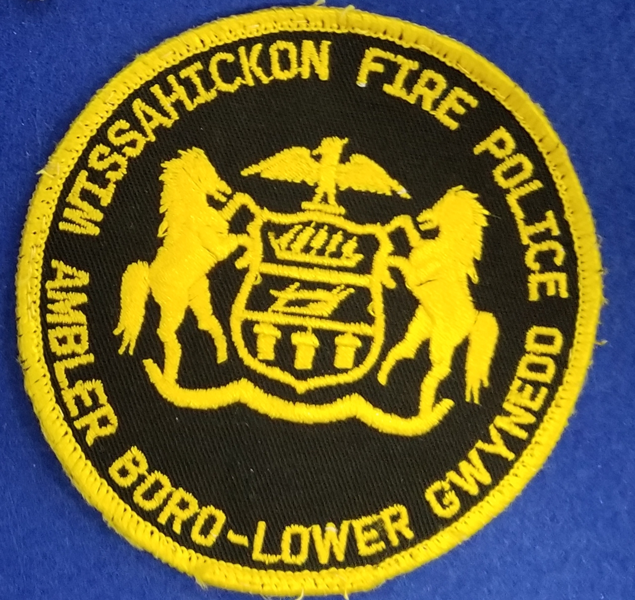 Wissahickon Fire Police PA
