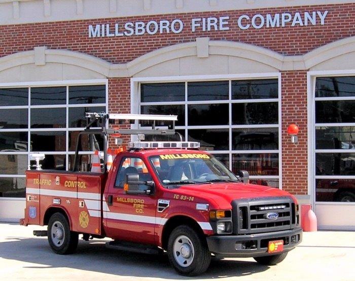Millsboro Fire Co. Traffic Control 83-14  1