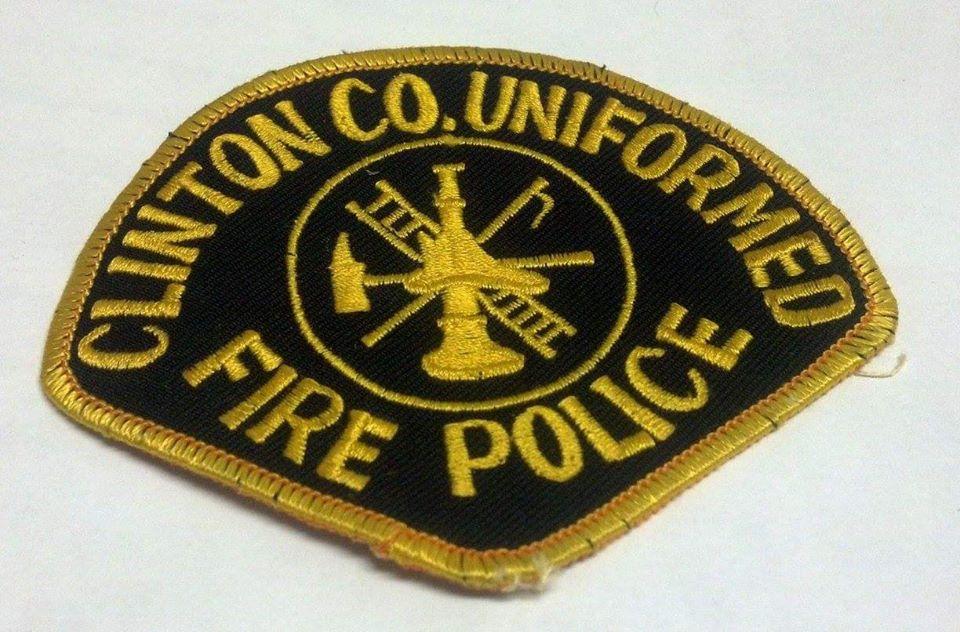 Clinton County Uniformed Fire Police PA.