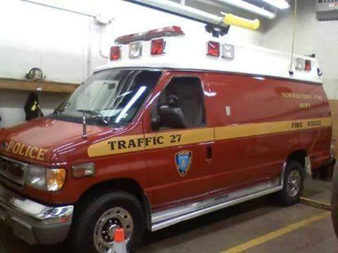 Norristown Fire Police Traffic 27