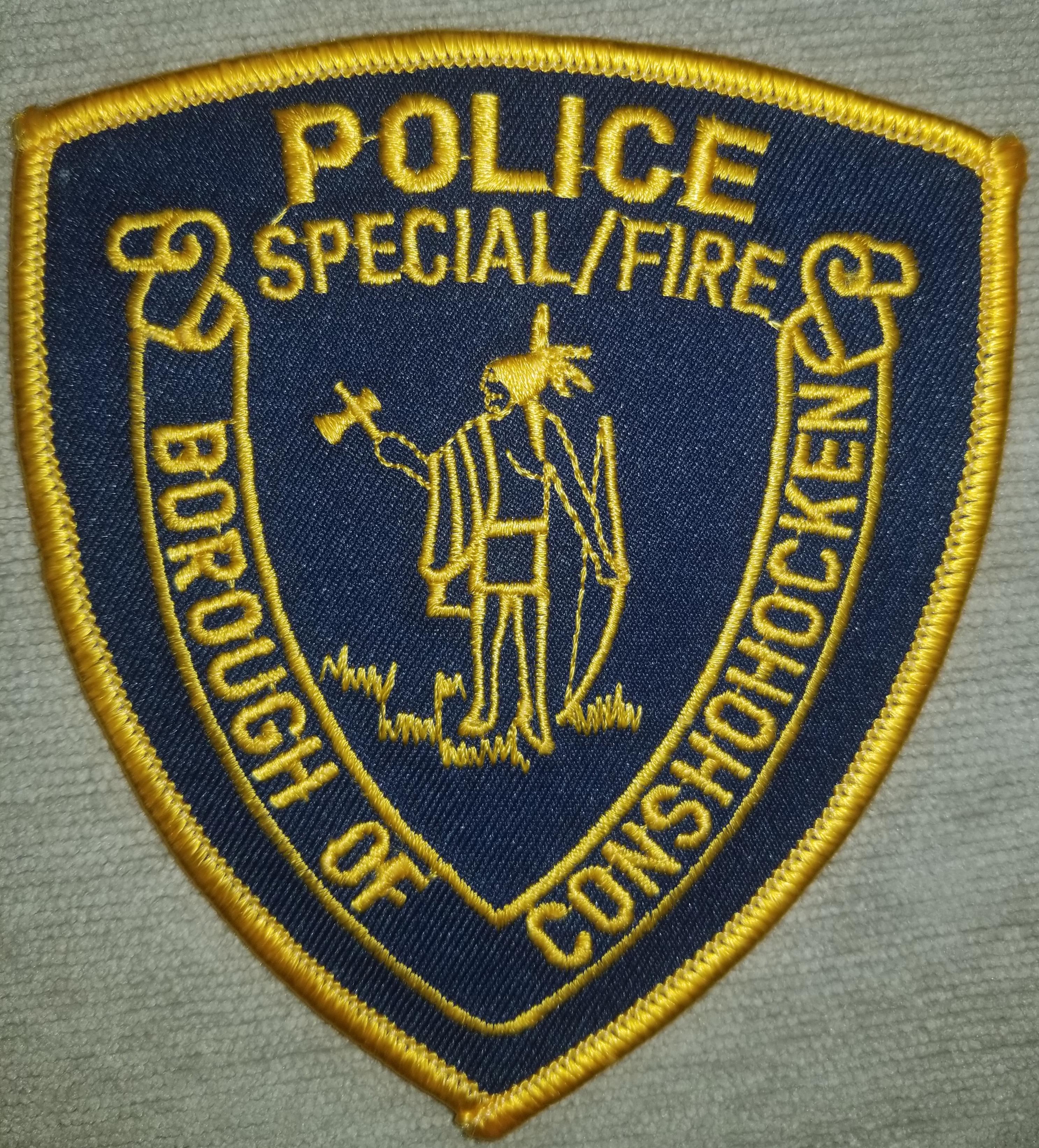 Conshohocken Borough Fire Police