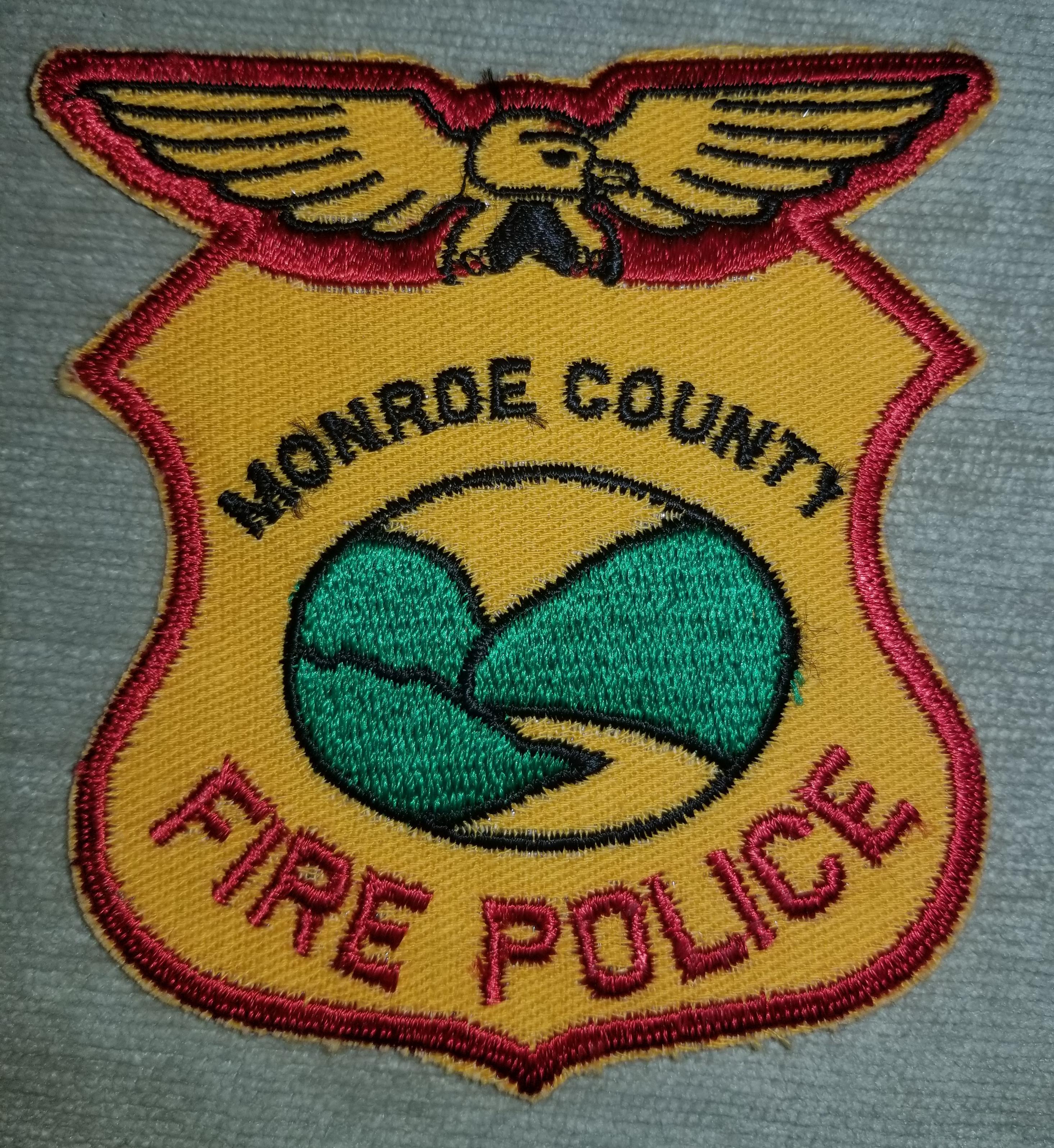 Monroe County Fire Police PA