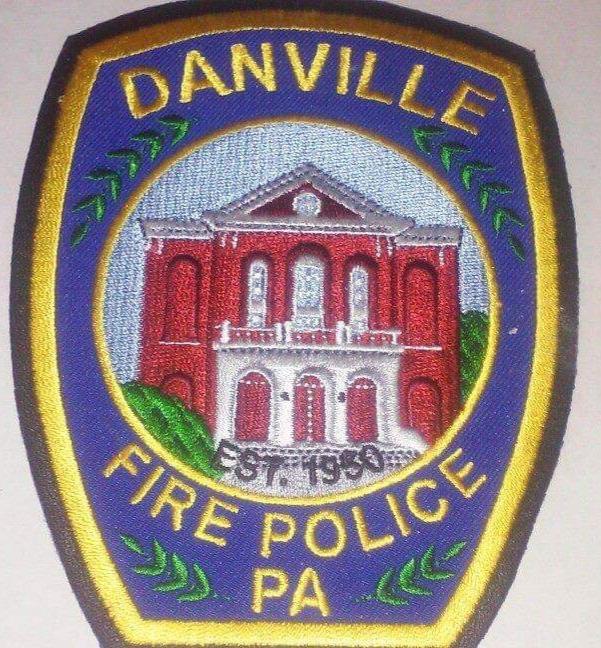 Danville Fire Police PA 2