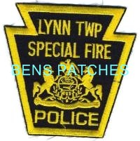 LYNN TOWNSHIP PA SPECIAL FIRE POLICE