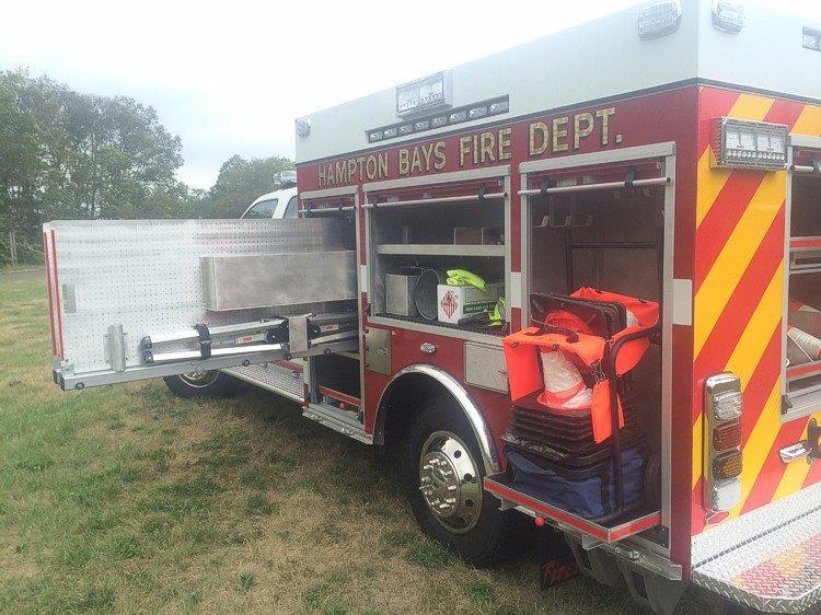 Hampton Bays NY Fire Police 5