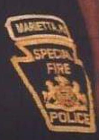 Marietta Fire Police PA 1