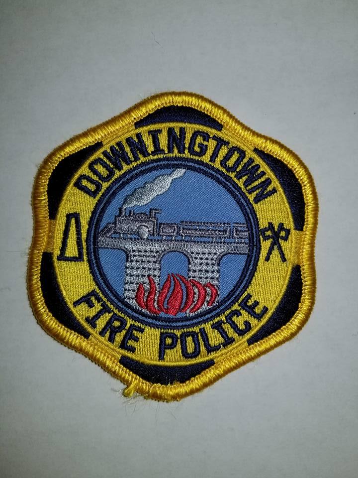 Downingtown PA Fire Police