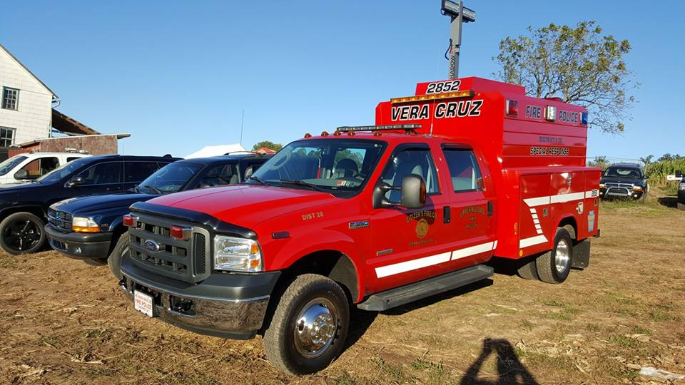 Vera Cruz Fire Department Station 28 Leigh County PA 2852 1