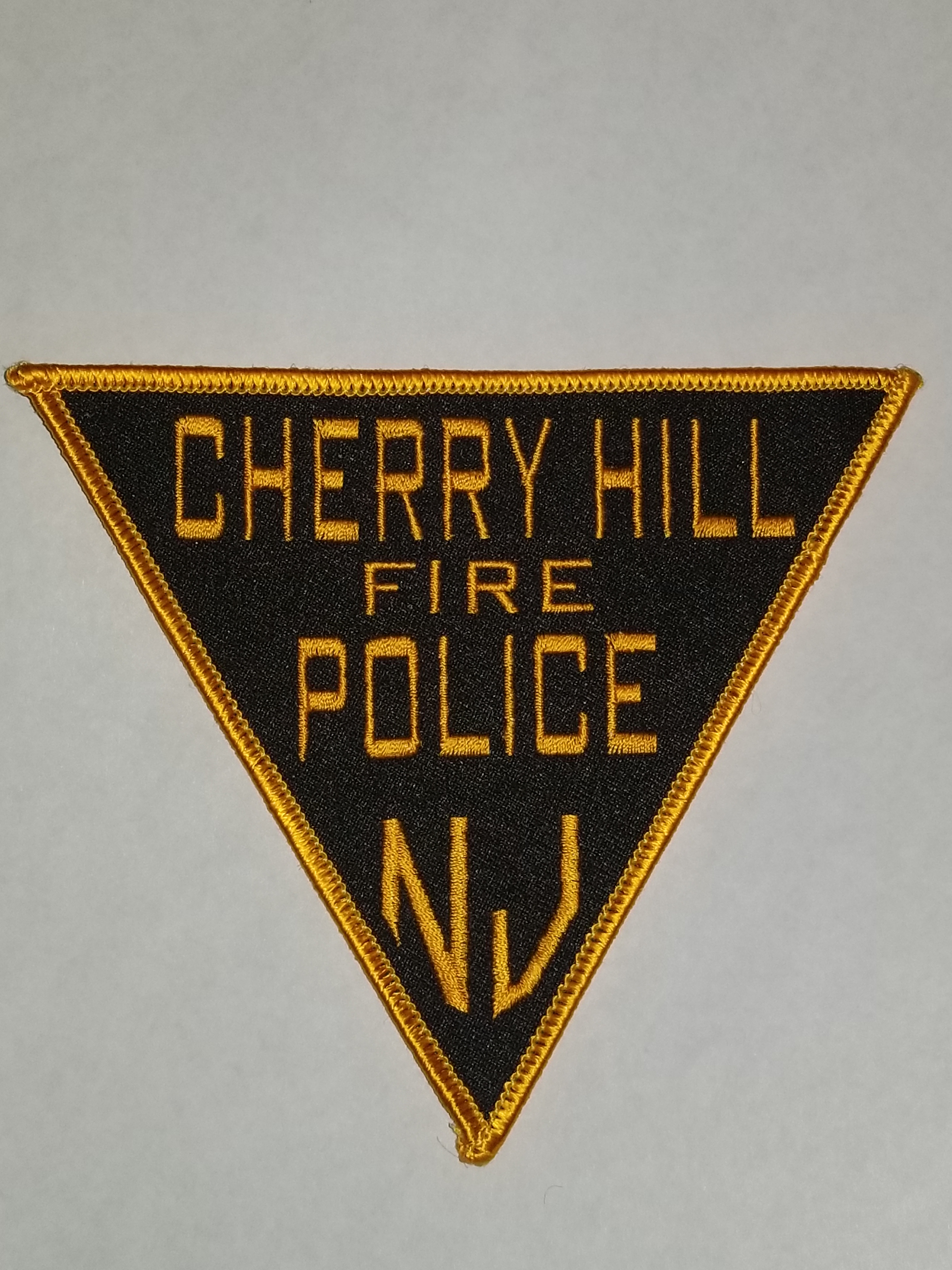Cherry Hill NJ Fire Police