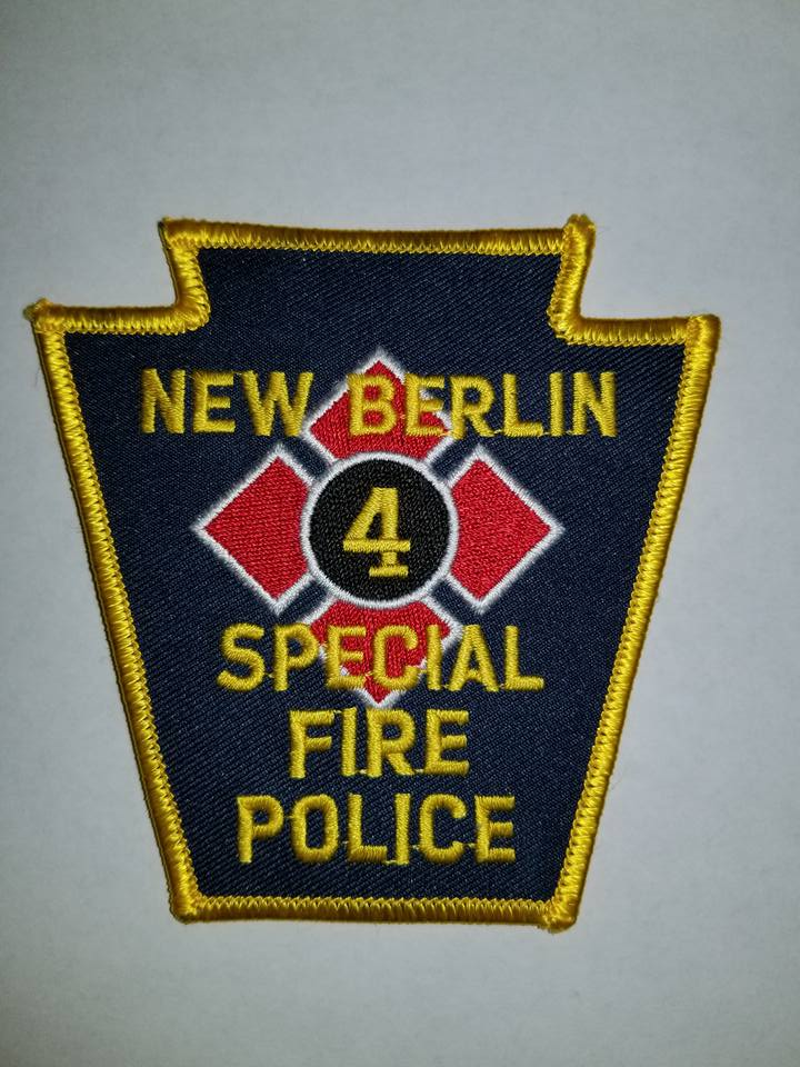 New Berlin PA Special Fire Police