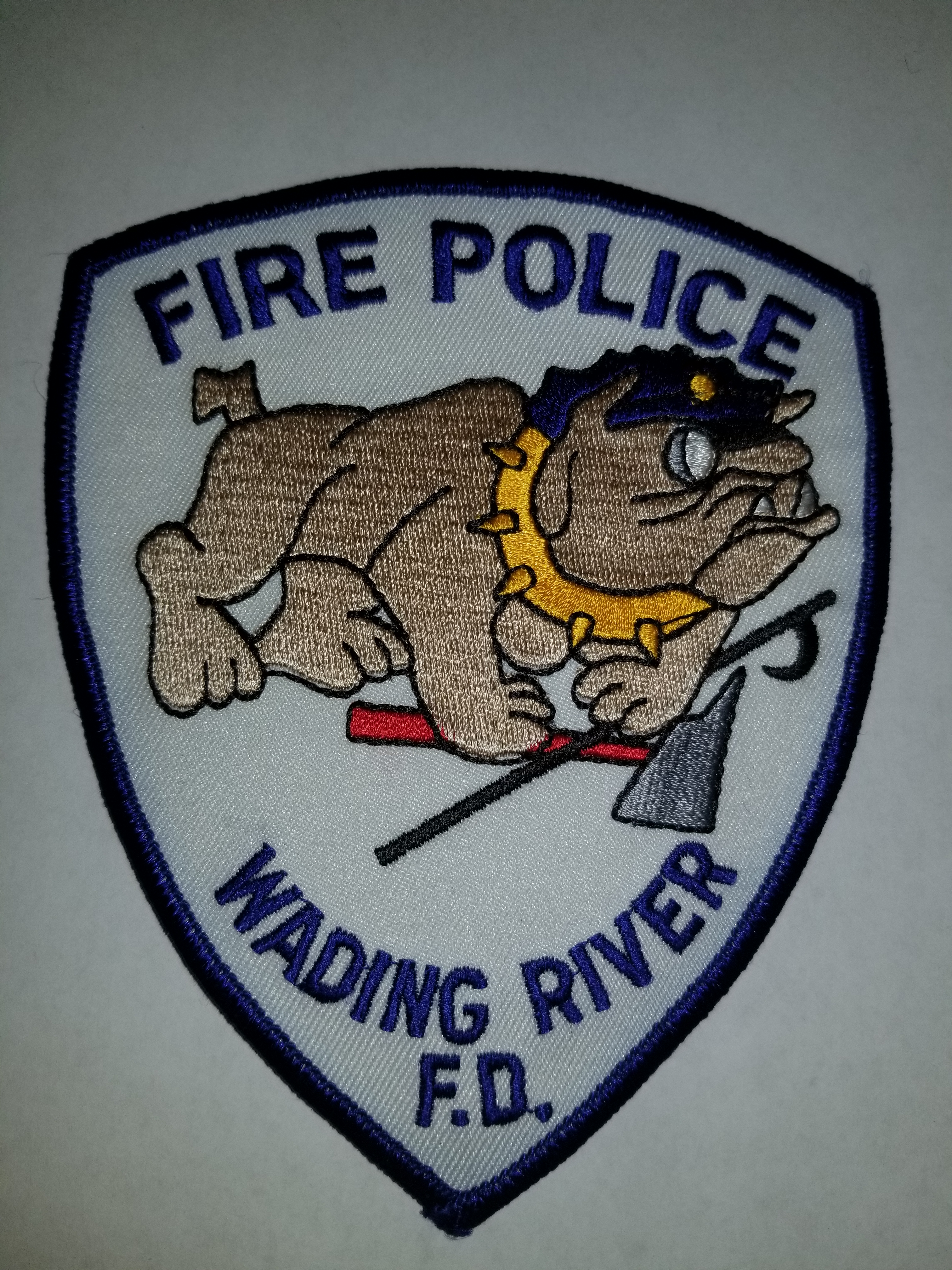 Wading River Fire Department NY Fire Police