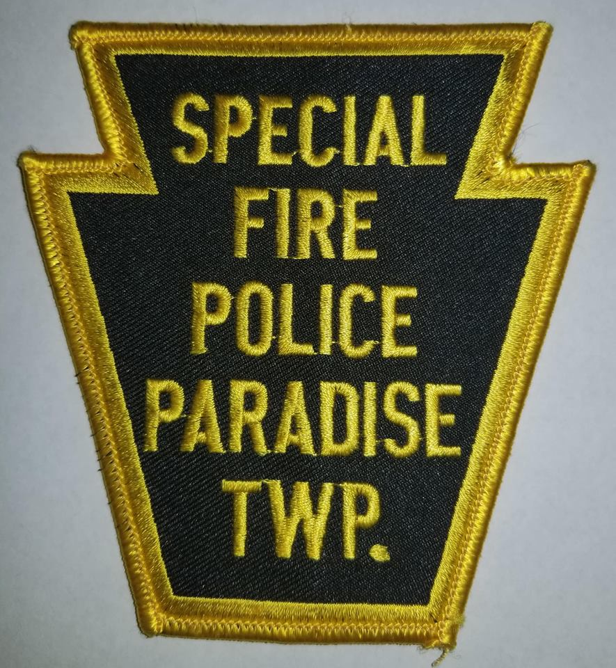 Paradise Township Special Fire Police PA