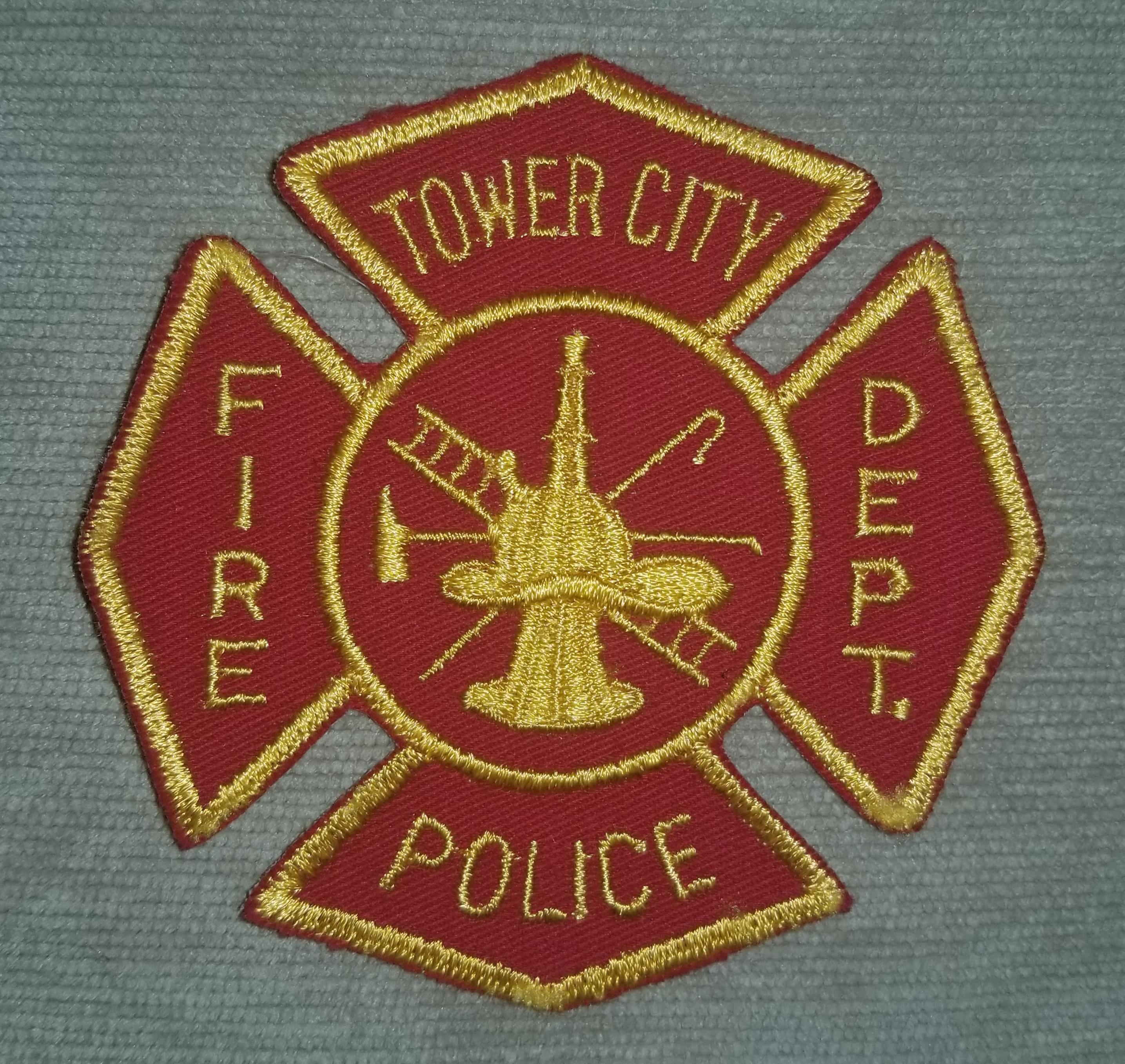 Tower City Volunte Fire Company Fire Pol