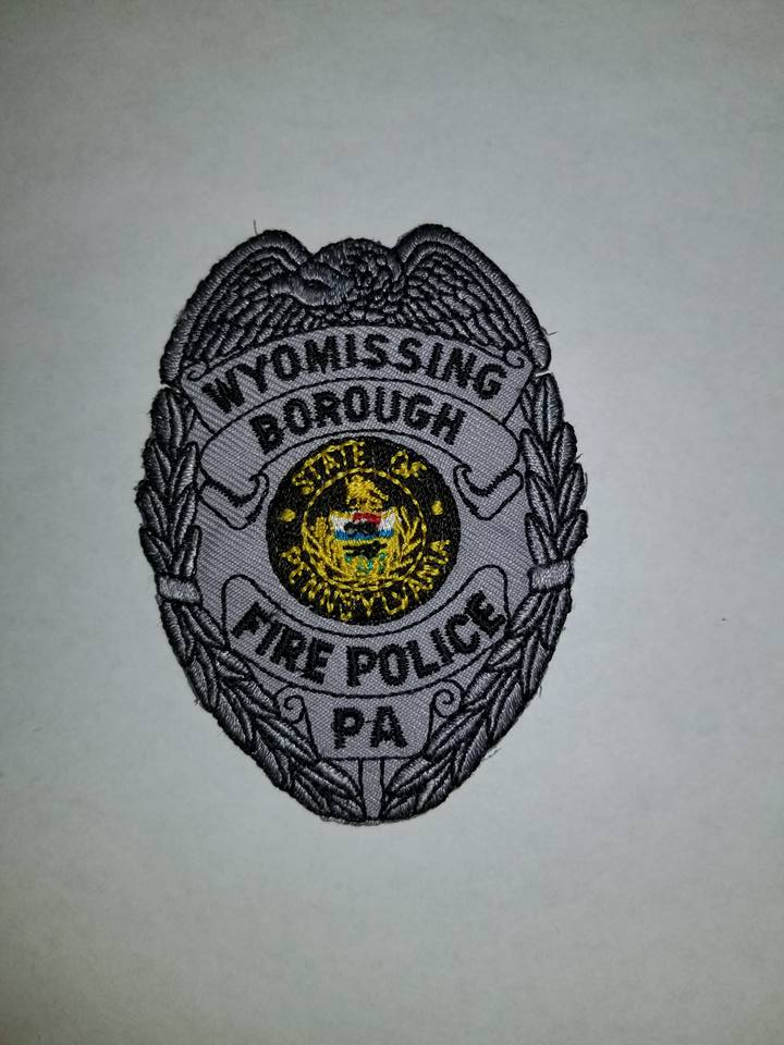 Wyomissing Borough PA Fire Police