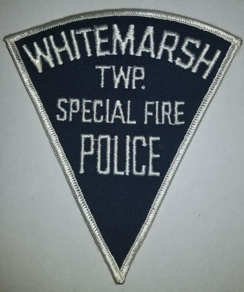 Whitemarsh Township PA Fire Police 2
