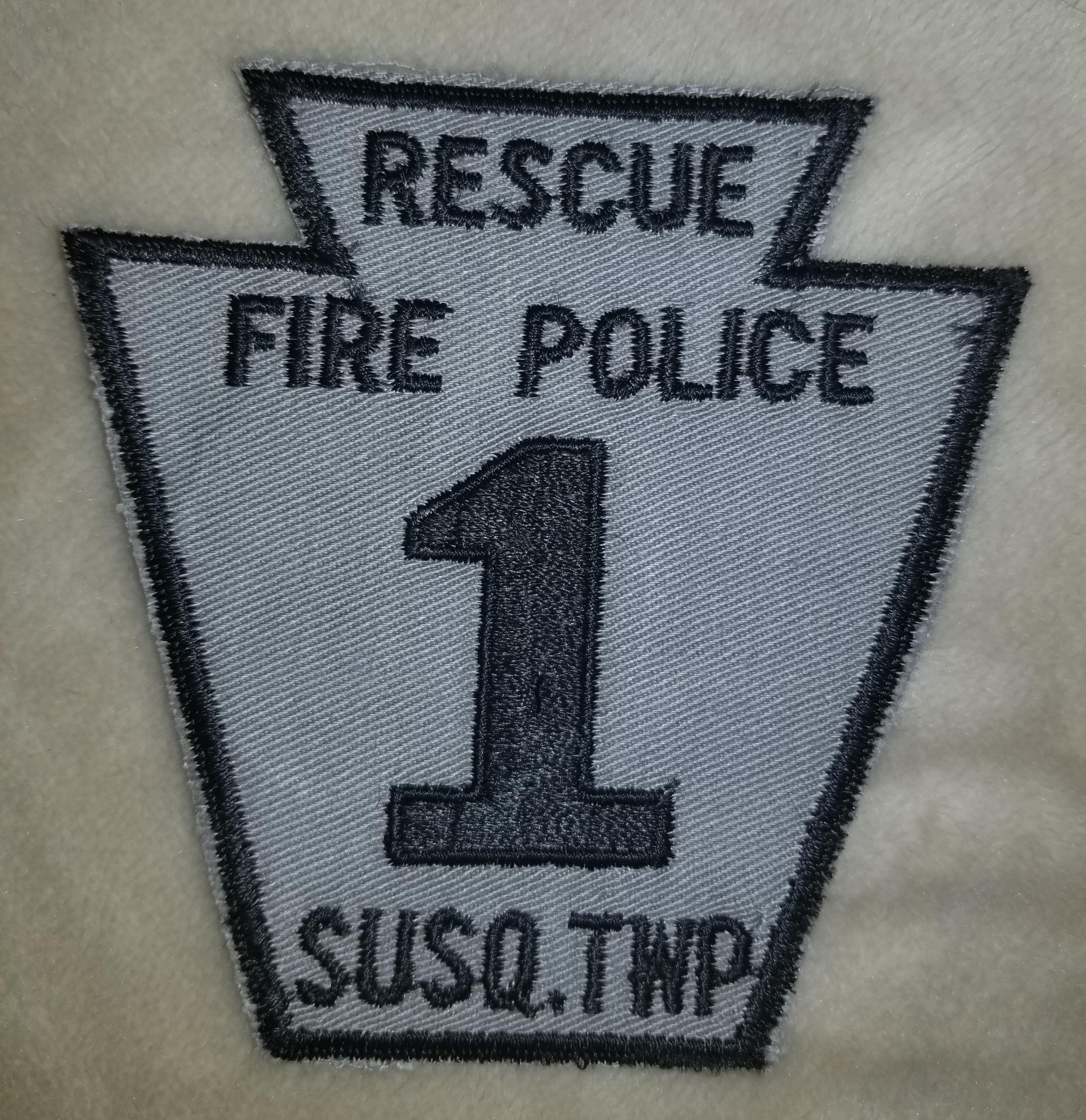 Susquehanna Township Fire Police PA