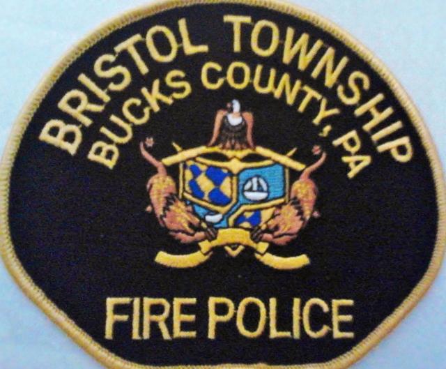 Bristol Township Bucks County Fire Police PA