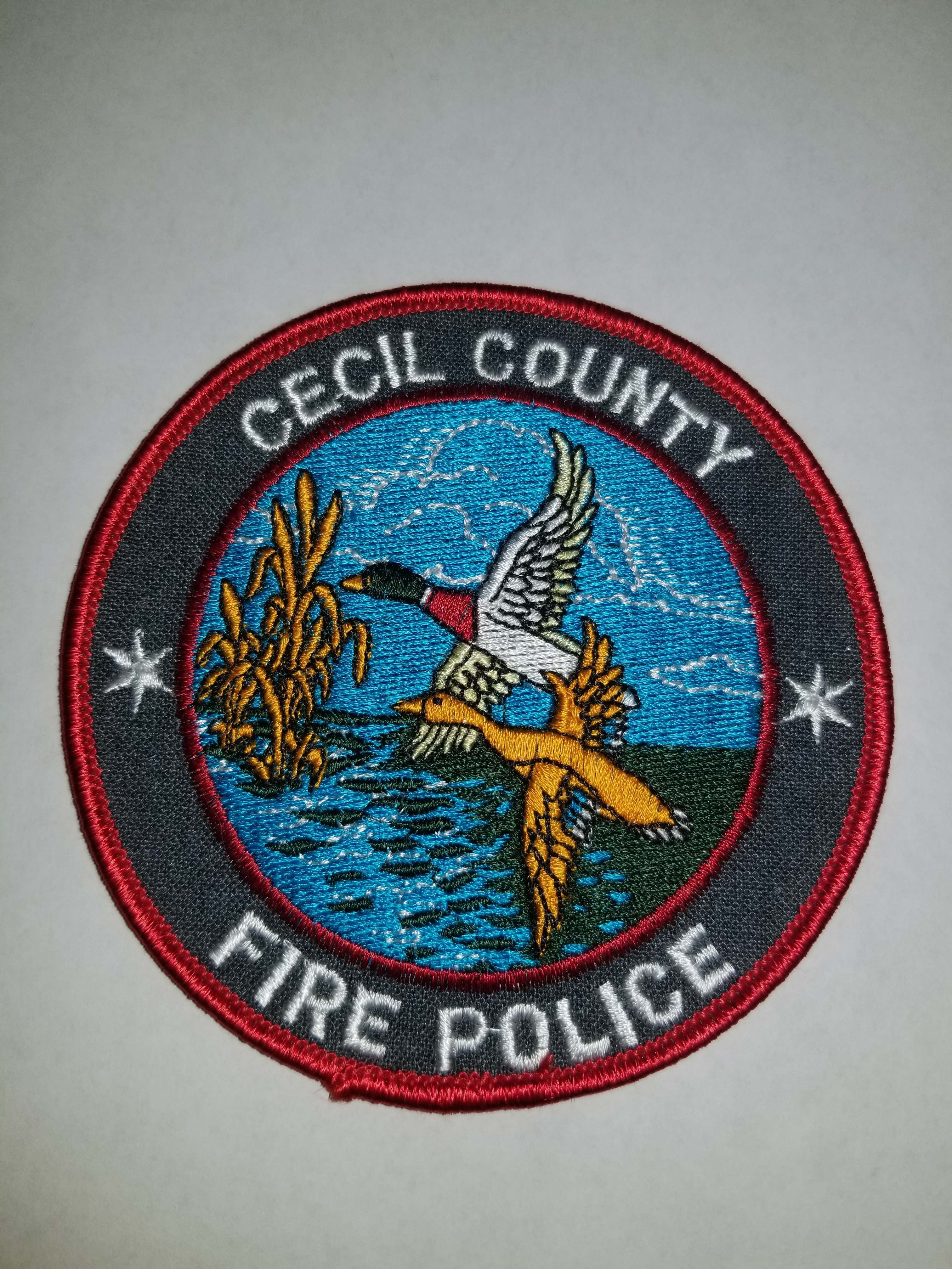 Cecil County Fire Police MD