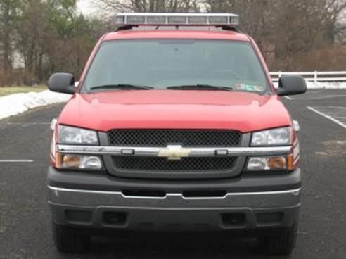 Tylersport Fire Company Traffic 72 3