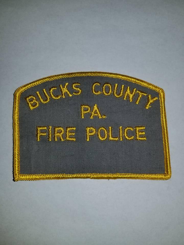 Bucks County PA Fire Police