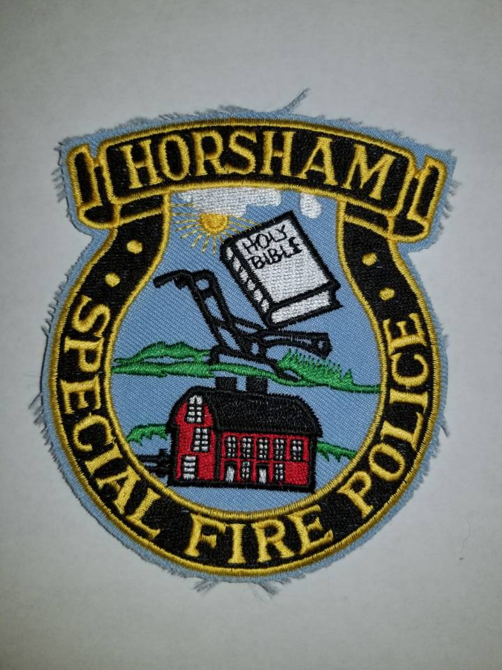 Horsham PA Special Fire Police 2
