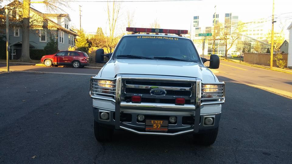 Danville Fire Police PA Unit 57