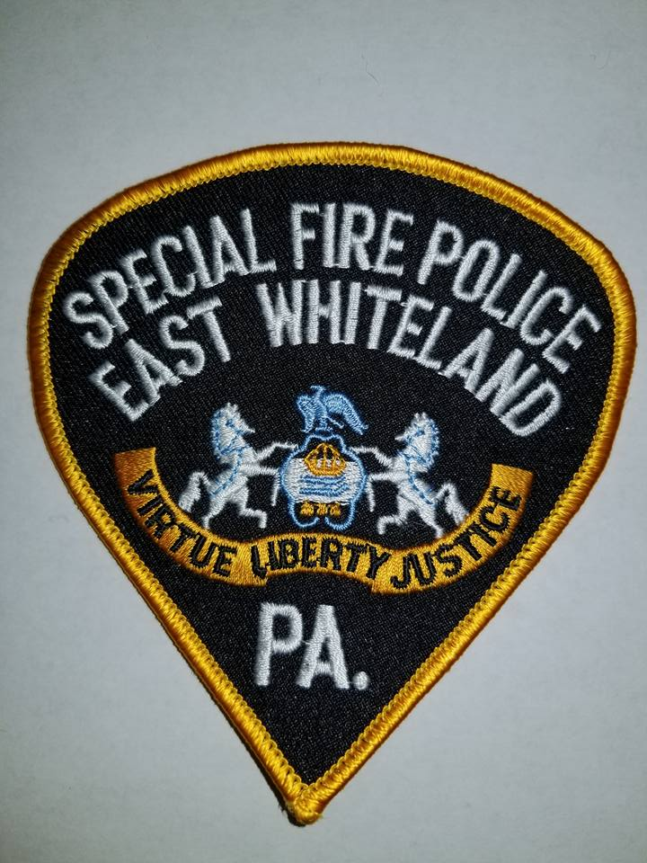 East Whiteland PA Special Fire Police 3