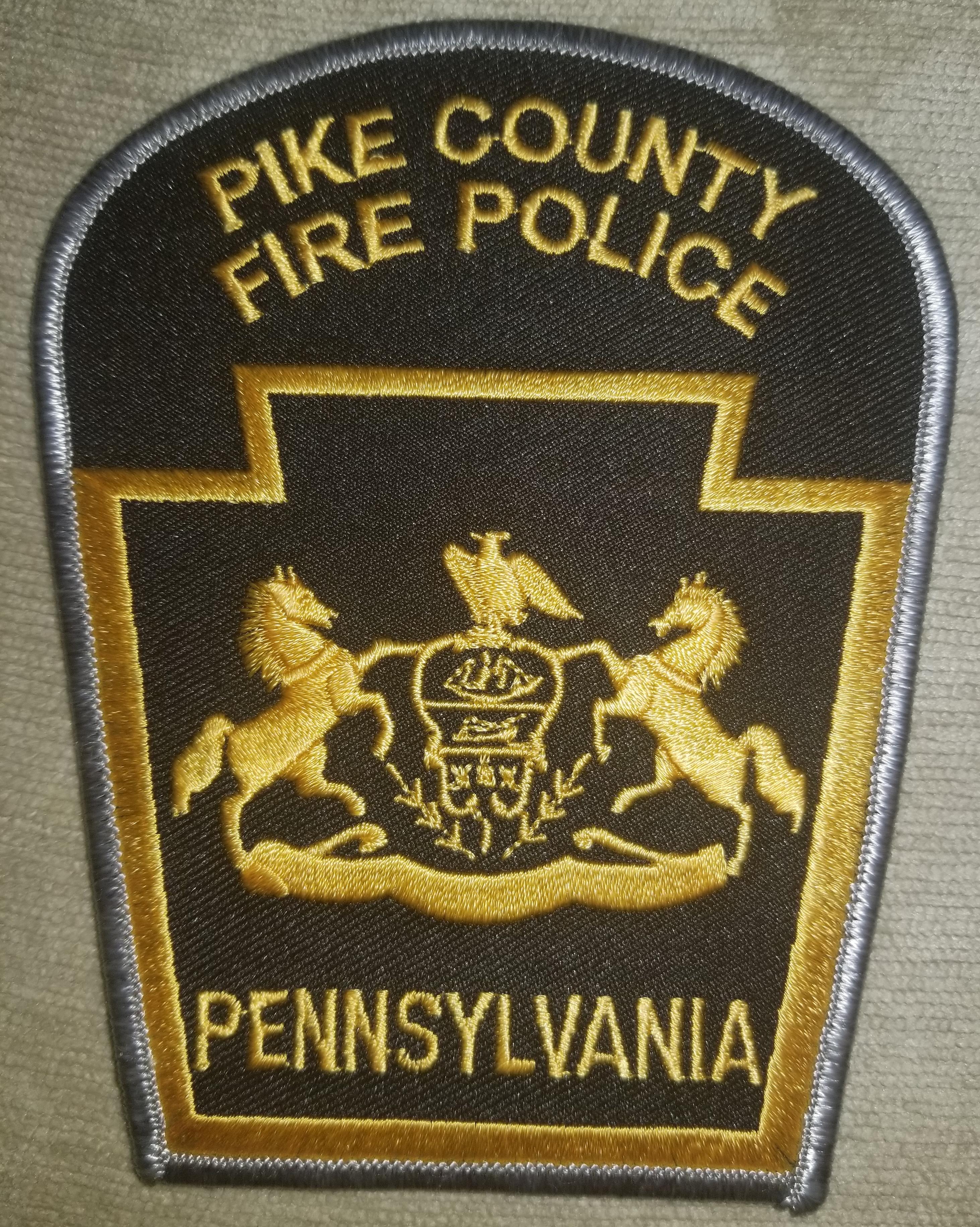 Pike County Fire Police PA
