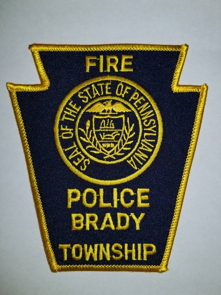 Brady Township PA Fire Police