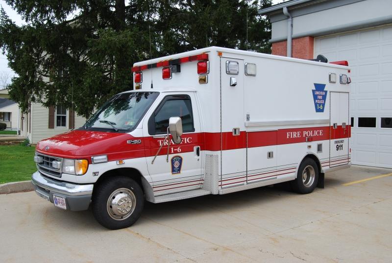 Lincoln Fire Company - Ephrata PA - Lancaster County - Traffic 16