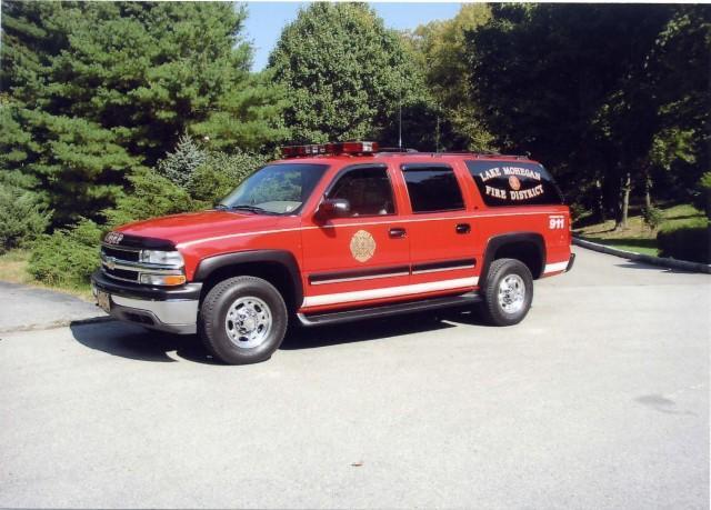 Lake Mohegan Fire District Lake Mohegan NY Fire Police