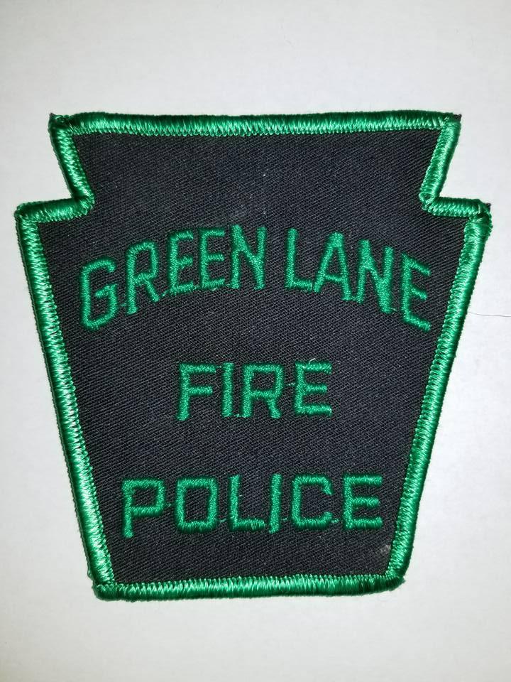 Green Lane PA Fire Police 1