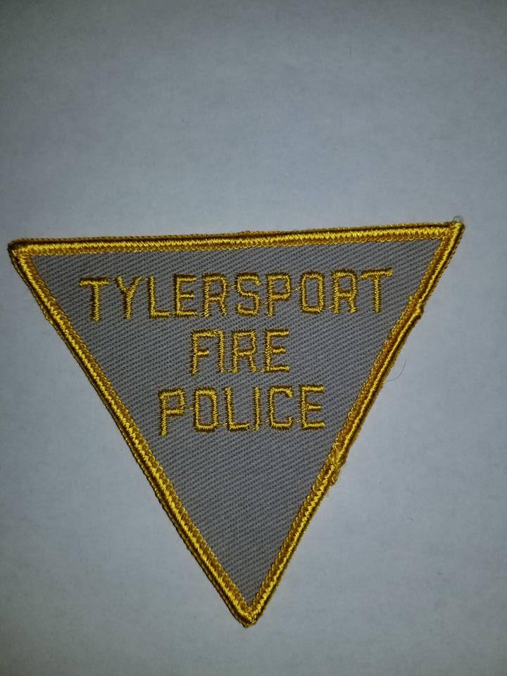 Tylersport PA Fire Police 1