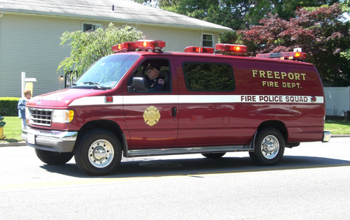 Freeport Fire Department - Village of Freeport - Long Island - NY - Fire Police