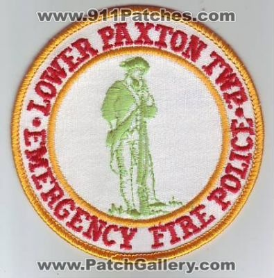 LOWER PAXTON TOWNSHIP PA FIRE POLICE