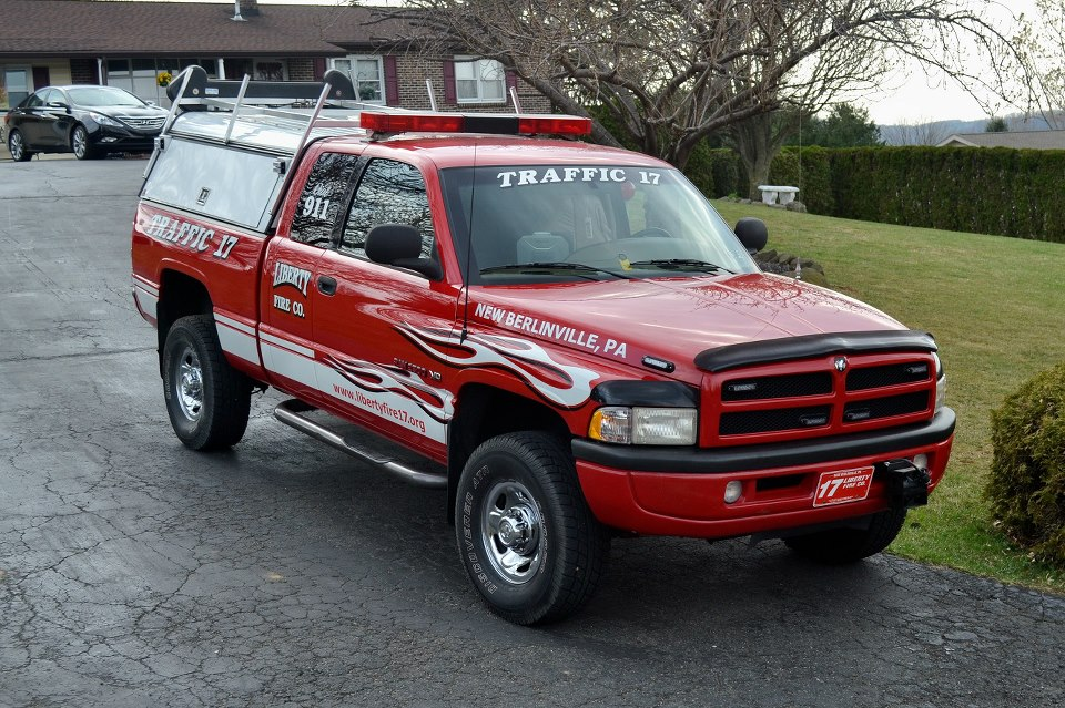 Liberty Fire Company of New Berlinville - Traffic 17 2