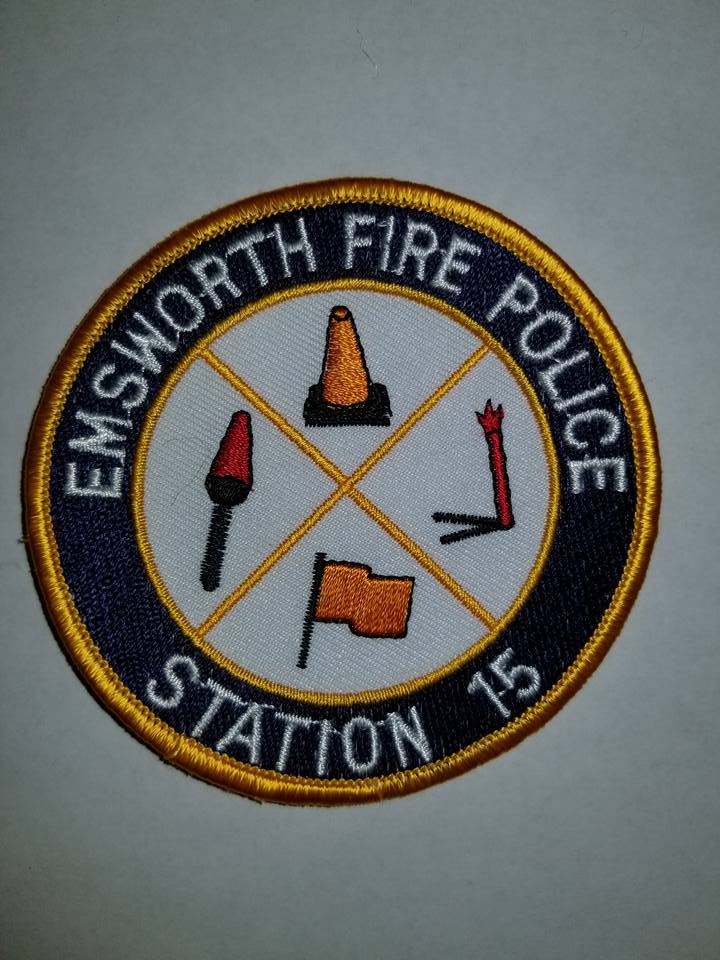 Emsworth PA Station 15 Fire Police