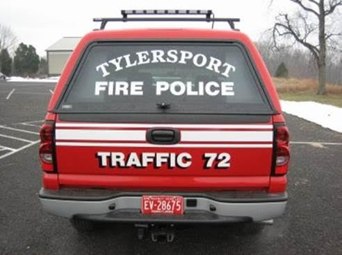 Tylersport Fire Company Traffic 72 4