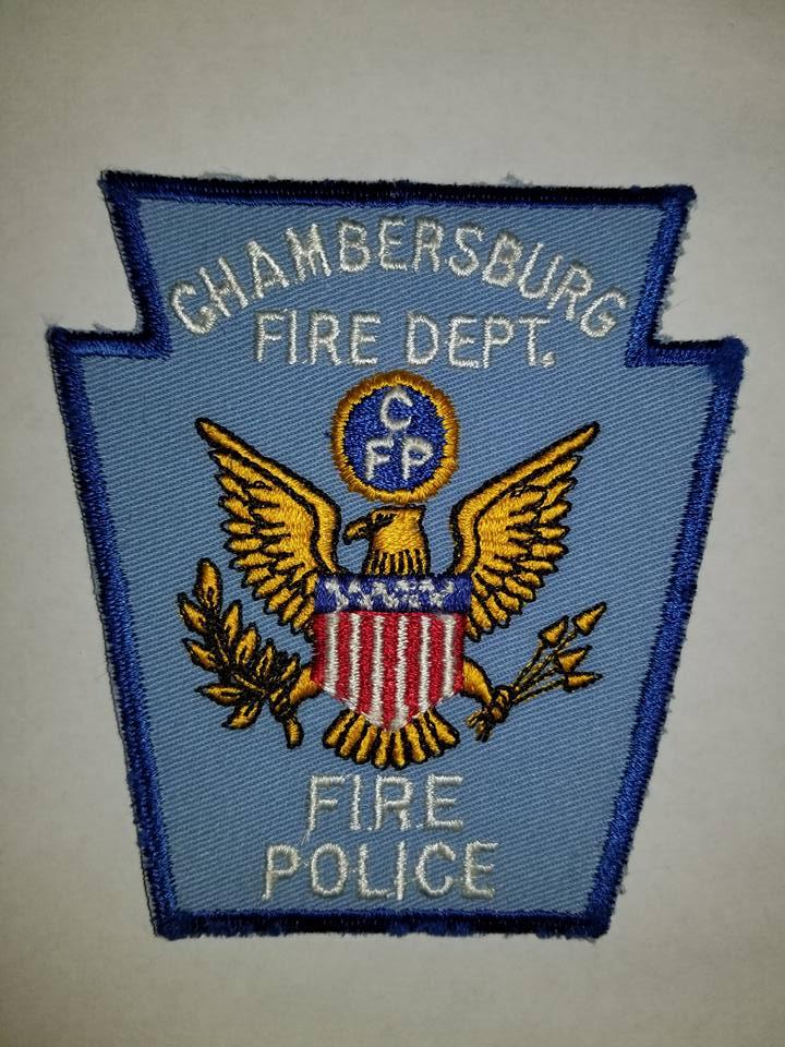 Chambersburg PA Fire Dept. Fire Police