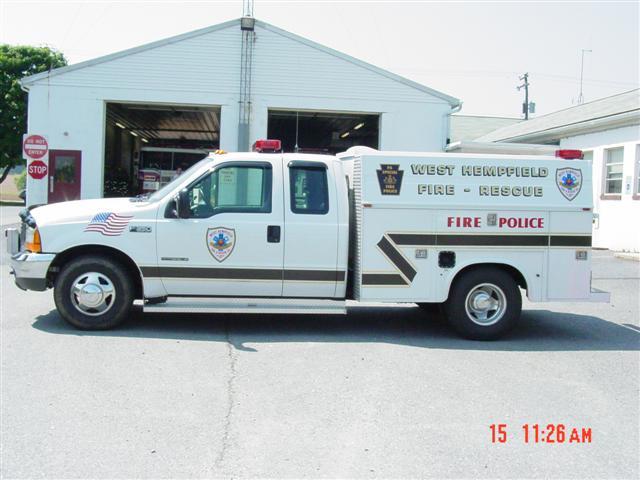 West Hempfield Fire Rescue 1