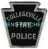 Collegeville PA Fire Police