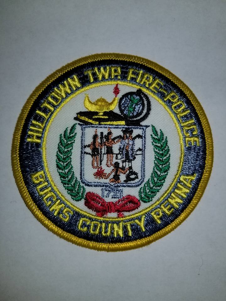Hilltown Township Bucks County PA Fire Police