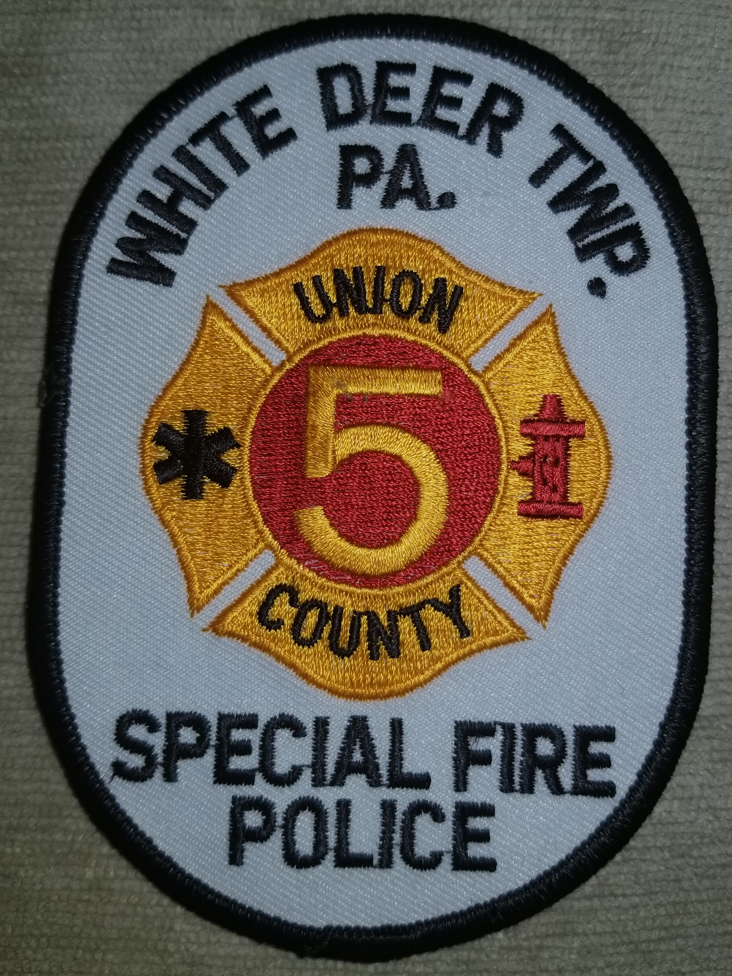 White Deer Township Special Fire Police