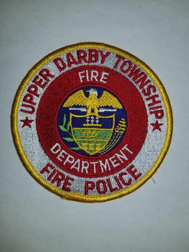 Upper Dublin Township PA Fire Police 3
