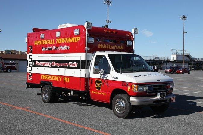 Whitehall Township Bureau of Fire Unit 3552  1