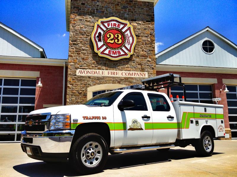 Avondale Fire Company Traffic 23 3