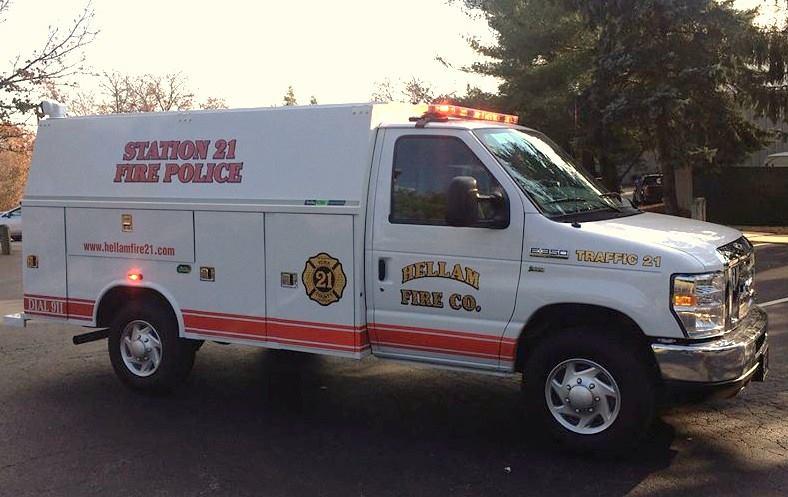 Hellam Fire Company Traffic 21