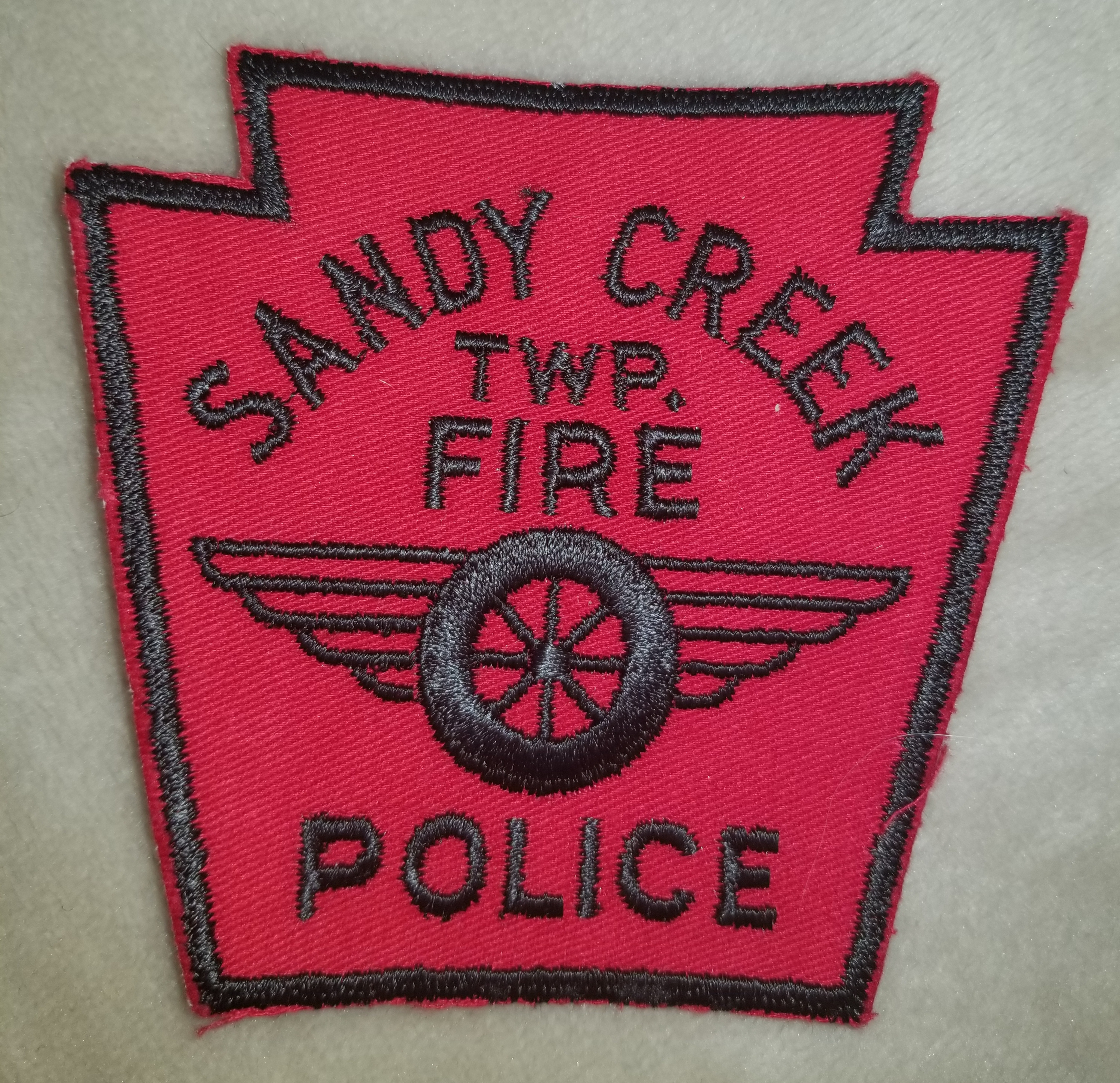 Sandy Creek Township Fire Police PA